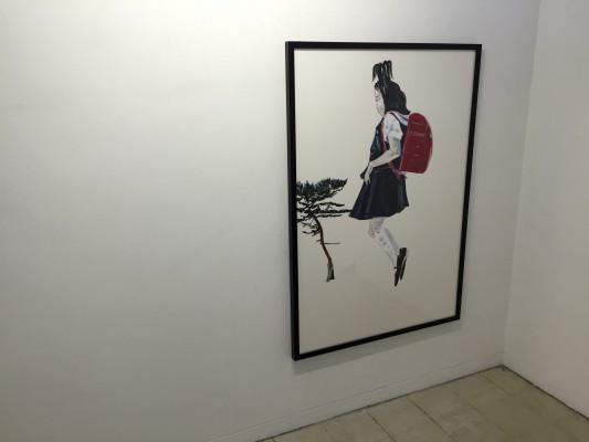 百島アートベースの作品(2)