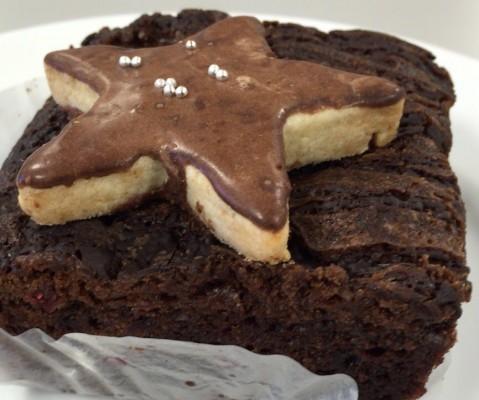 Kathy's Kitchenのチョコレートケーキ