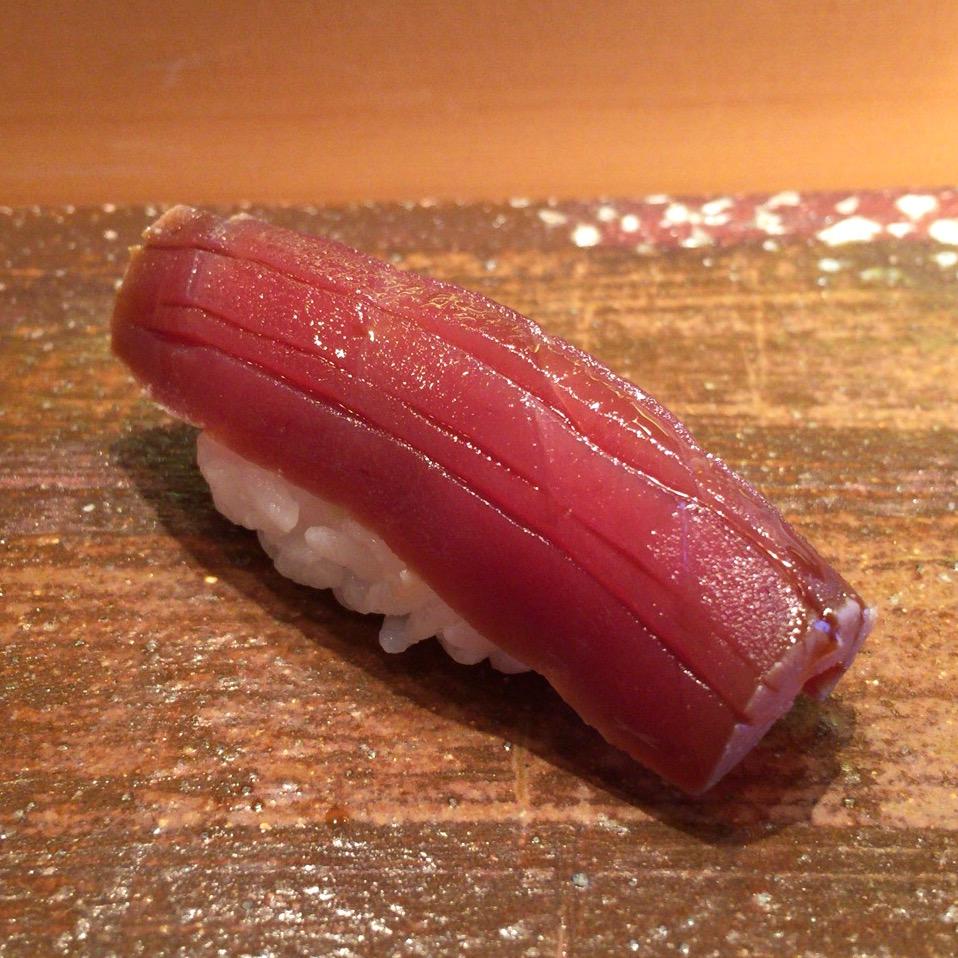 マグロ 赤身ヅケ(大間産)